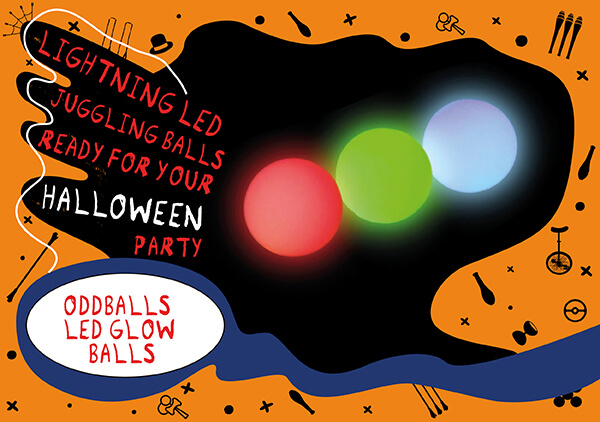 Oddballs led glow balls