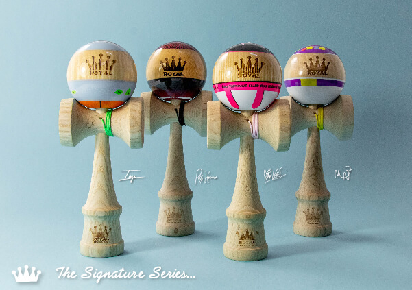 Kendama Signature Series