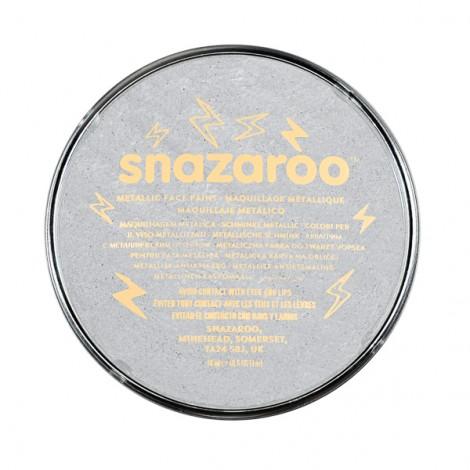 Snazaroo 18ml Face Paint Pots- Metallic