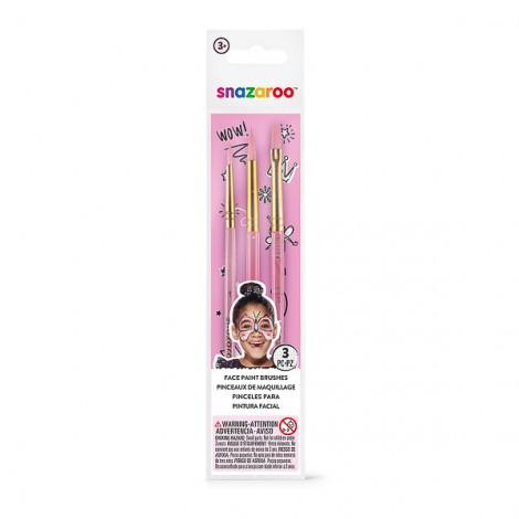Snazaroo Brush set PK3 / Girl