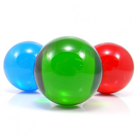 Juggle Dream Contact Juggling | 85 mm Coloured Acrylic Ball