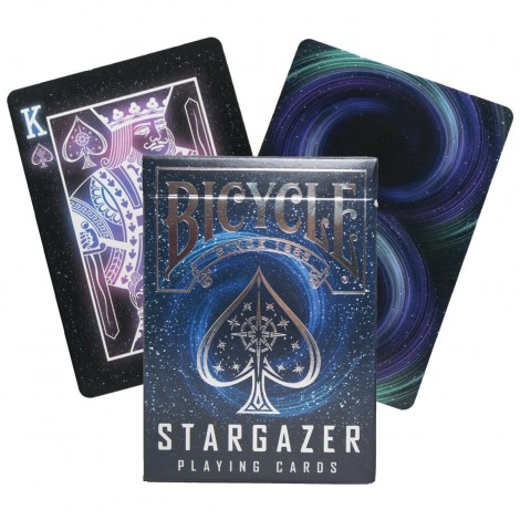 Bicycle Star Gazer Playing Card Deck