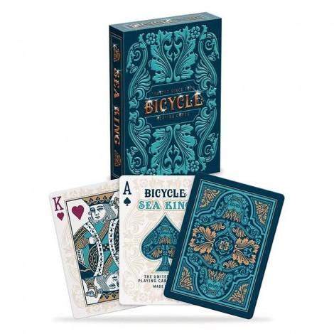 BICYCLE® SEA KING PLAYING CARDS