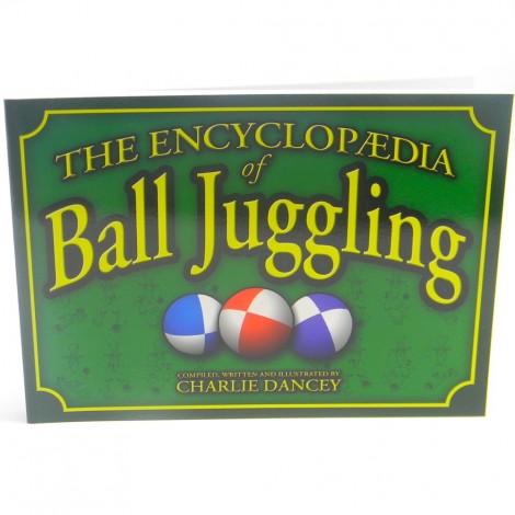 Encyclopedia of Ball Juggling Book