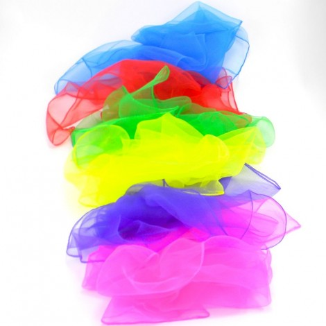 3 x Juggle Dream Juggling Scarves