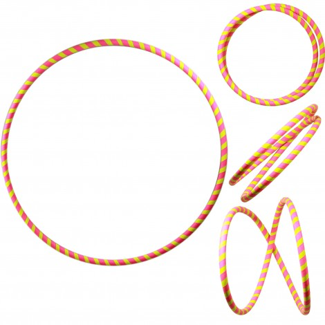 Oddballs 100cm Travel Hula Hoop