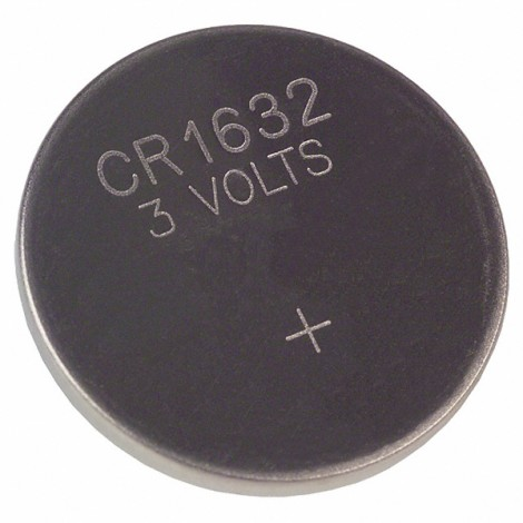 5 x CR1632 Cell Batteries