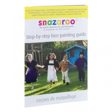 Snazaroo Face Painting Booklet