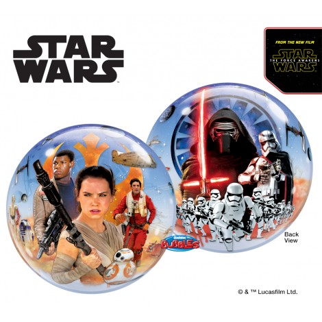"""Qualatex 22"""" Licenced Character Bubble Balloons"""