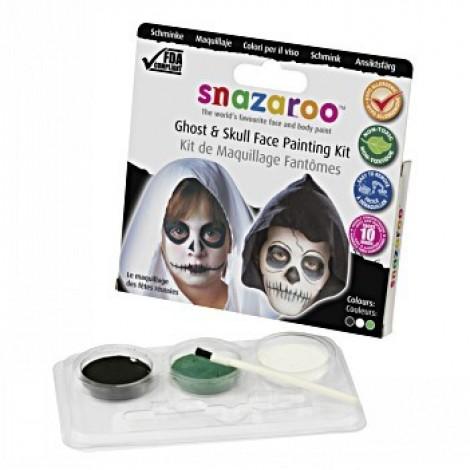 Snazaroo Ghost & Skull Theme Kit