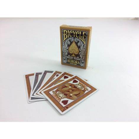 Bicycle Aurora Playing Card Deck