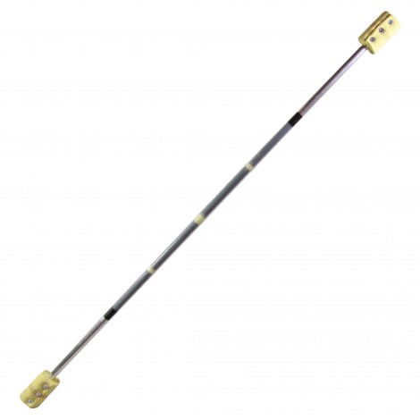 Firetoys Fibre3 Contact Fire Staff - 150cm/100mm