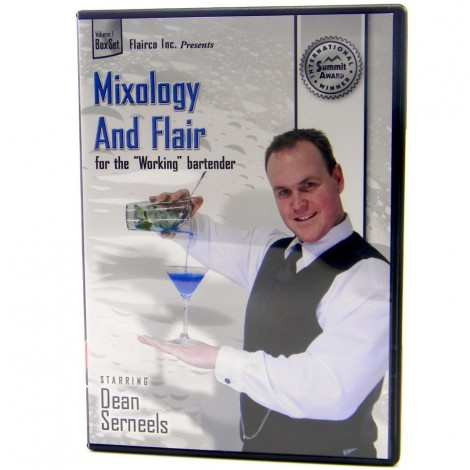 Flairco 'Mixology and Flair' DVD Vol 1