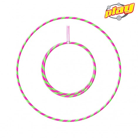 Play 'Perfect' Decorated Hula-Hoop 20mm
