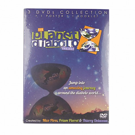 Planet Diabolo Project DVD