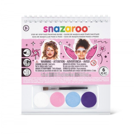 Snazaroo Princess and Fairy Face painting kit