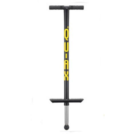 Qu-Ax V200 Adult Pogo Stick - BLACK
