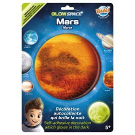 BUKI Glow In The Dark Mars