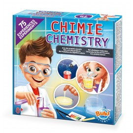 BUKI Chemistry Lab - With 75 Experiments