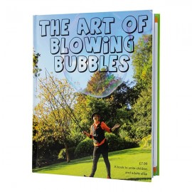 The Art of Blowing Bubbles Book