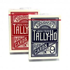 Tally Ho Playing Card Deck - Fan Back