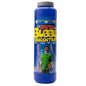 Uncle Bubble Bubble Concentrate Solution 355 Milliliter (12 Fluid Ounce). Instant Play Bubble Solution Liquid For Giant Bubble Wands, Bubble Machines, Bubble blowers. Fun Outdoor Garden Toy