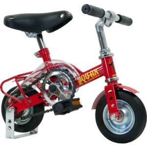 "Qu-Ax 6"" Mini-Bike"