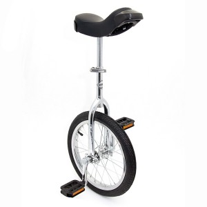 """Indy 16"""" Trainer Unicycle - 4 Colours Available"""