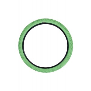 "Qu-Ax Unicycle Tyre (20"") - Green"