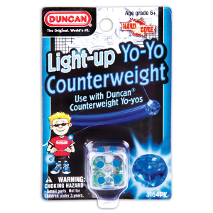 Duncan LED Counterweight