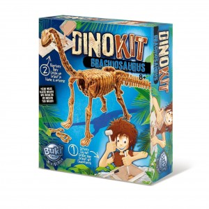 BUKI Dinosaur Model Kit - Brachiosaurus