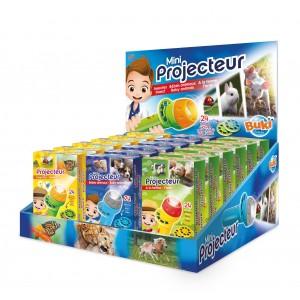 BUKI 18 x Insect / Baby Animals / Farm Mini Projector