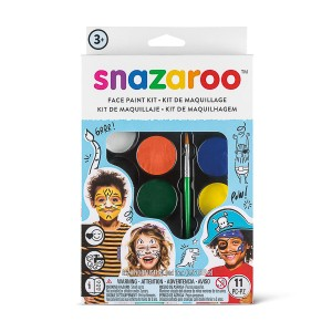 Snazaroo Adventure Hanging Palette Kit
