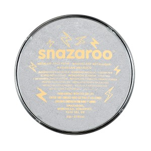 Snazaroo 18ml Face Paint Pots- Metallic