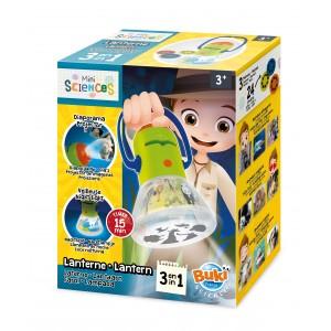 BUKI Mini-Science 3-in-1 Lantern Kit