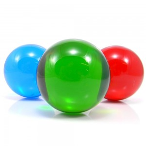 Juggle Dream Contact Juggling | 90 mm Coloured Acrylic Ball