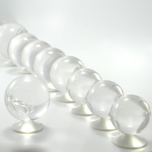 75mm Acrylic Contact Ball