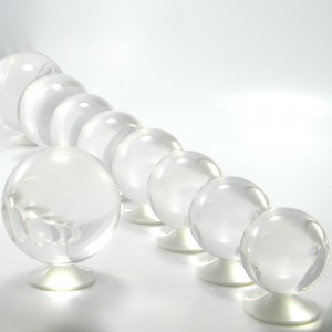 90mm Acrylic Contact Ball