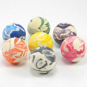 Oddballs Bounce Juggling Ball - 65mm - Various Colours Available