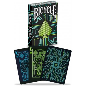 BICYCLE® DARK MODE PLAYING CARDS