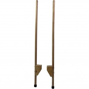 Wooden Junior Stilts