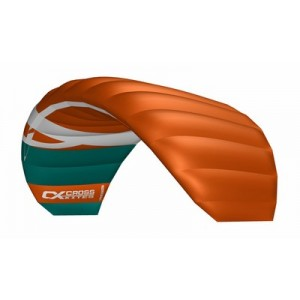 Cross Kites. Quattro 3.5m - ORANGE