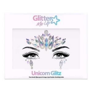 Glitter me Up - Face Jewels (Unicorn Glitz) - SINGLE PACK