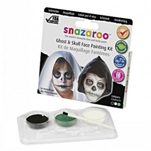 Snazaroo Ghost & Skull Theme Kit