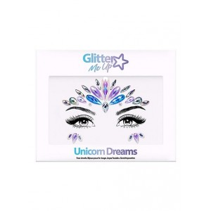Glitter me Up -Face Jewels (Unicorn Dreams) - SINGLE PACK