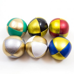 Juggle Dream - Squeeze 8 Thud Ball - Metallic