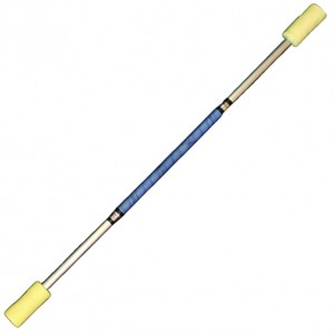 Juggle Dream Aluminium Fire Staff 100cm/100mm