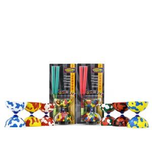 Jester Diabolo & 'Pro Sticks' - Pack
