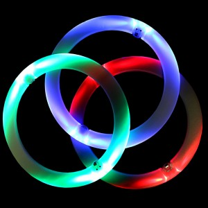 Juggle-Light LED Juggling Ring