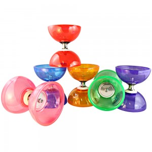 Juggle Dream 'Cyclone Quartz 2' Bearing Diabolo